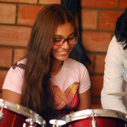 Usamos técnicas pedagógicas destinadas a impulsar el talento musical