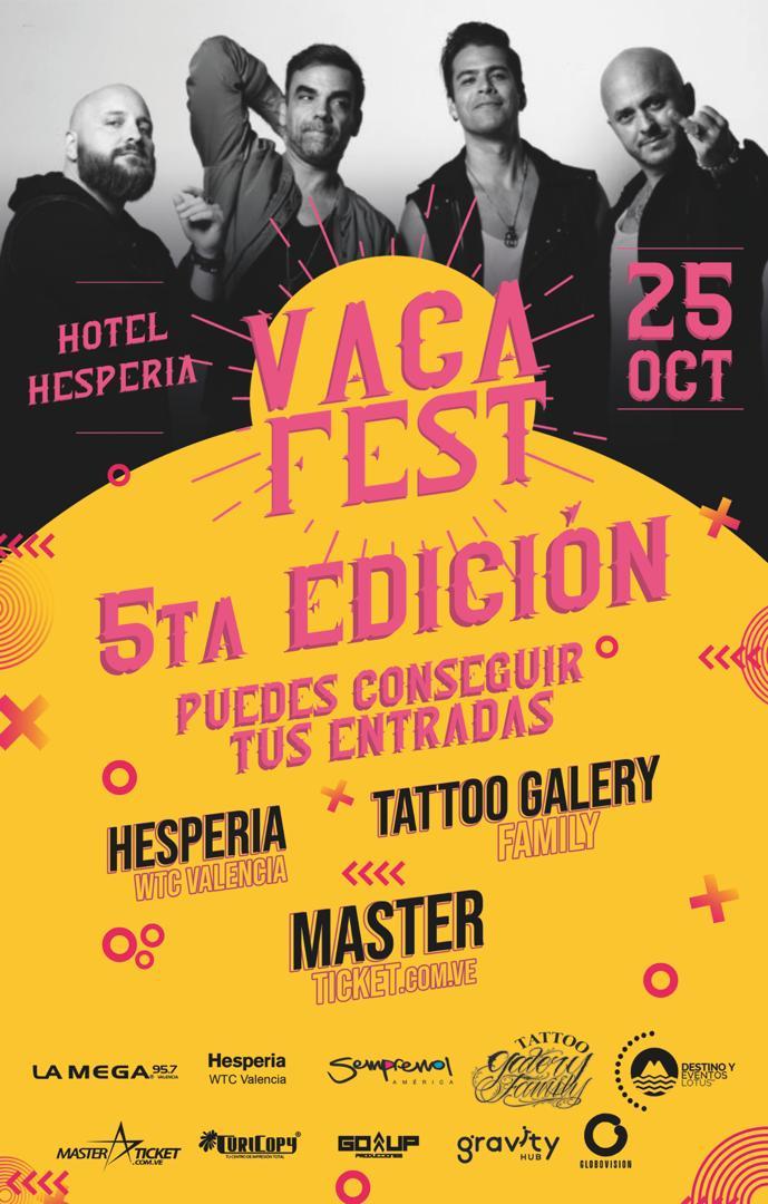5ta edición del Vaca Fest se celebra en Valencia