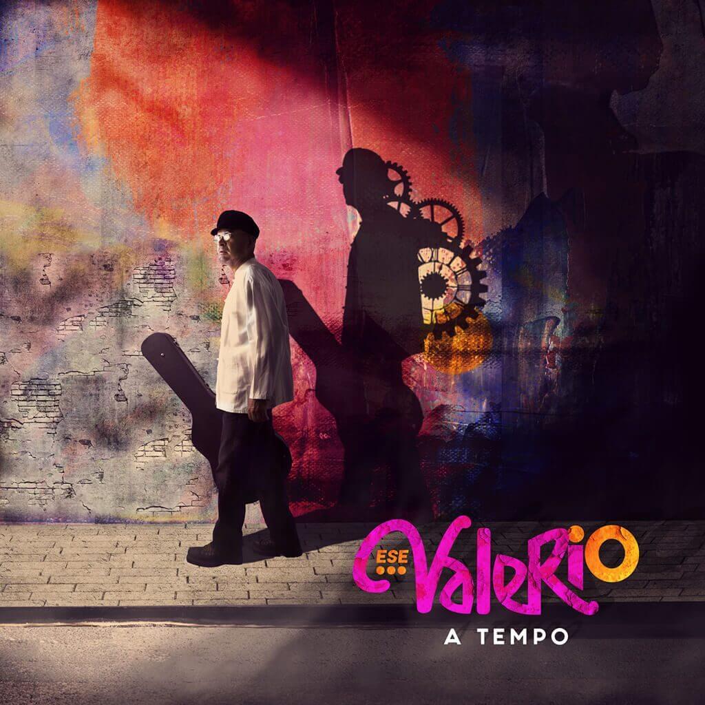 Nuevo disco de Ese Valerio