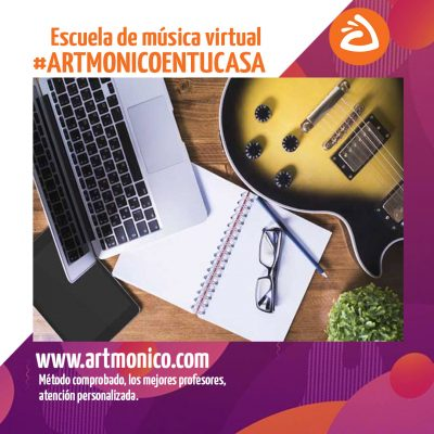 Estudios de Guitarra en línea