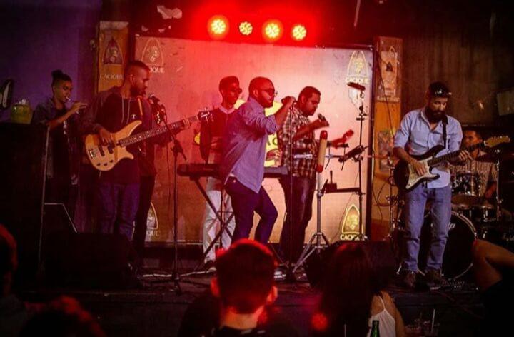 Banda de  Reggae Mestizo