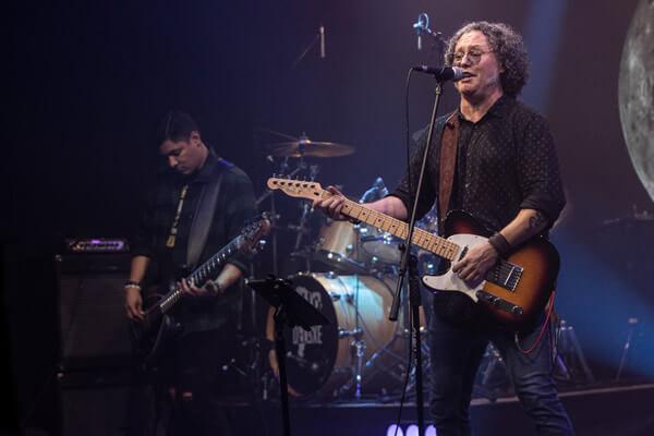 Su inquietud es rescatar lo mejor del rock en español de los últimos 40 años